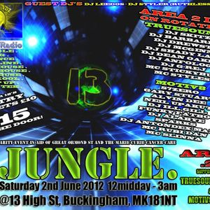 S7zero-CHARITY IN THE JUNGLE PROMO JACKIN HOUSE MIX