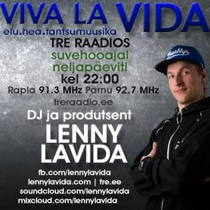Viva la Vida 2015.08.06 - mixed by Lenny LaVida