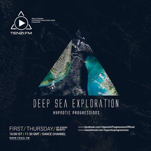 Hypnotic Progressions - Deep Sea Exploration 015 @ Tenzi FM (11-06-14)