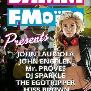 The Egotripper -0 John Lauriola & Friends B2B - July 8th