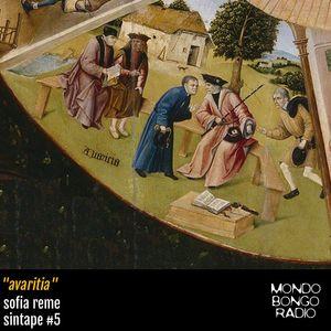 "080. Sofia Reme Sintape #5 ""Avaritia"""