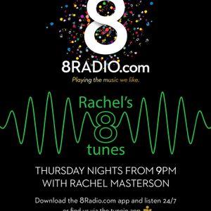 Rachel's 8Radio.com 8Tunes 20160121