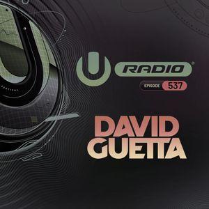 UMF Radio 537 - David Guetta