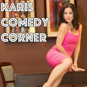 Karis Comedy Corner #1618: Krystina Kalapothakos, author & chef