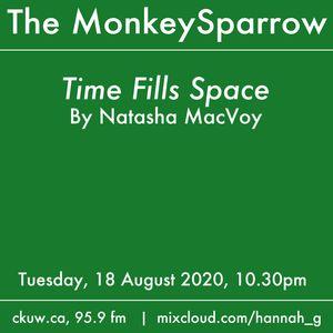 Time Fills Space by Natasha MacVoy
