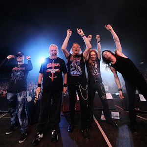 Biff Byford Says SAXON Fans Keep the Wheels of Steel Rolling