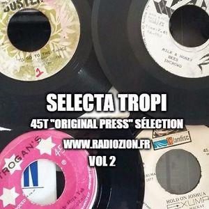 """""""Vinyls Mania"""" Sélecta Tropi 45t""""original press"""" vol 2"""