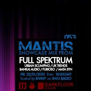Mantis Radio 053 + Full Spektrum
