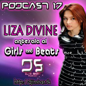 DS (DJ IN SIVAR) PODCAST 17 - LIZA DIVINE