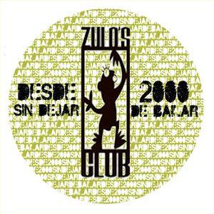 Frann Delice & Julen @ Cultura Club (Zulos Club Halloween Addiction 2012)