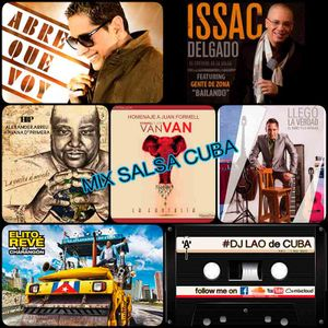 MIX SALSA CUBANA VOL 2 ( 2015)