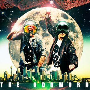 The Oddword - They Came From Outer-Space-Cakes Mixtape
