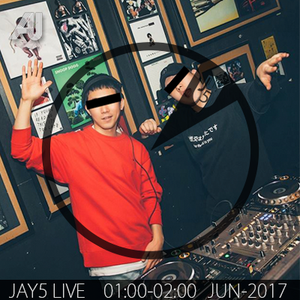 Jay5 Live @ Club AU (2017-06) HIP-HOP