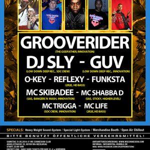 DJ Okey Rumble in the Jungle Part 2