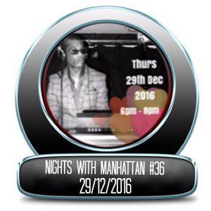 Nights With Manhattan #36