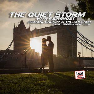 TheQuietStorm: @NewQuietStorm @SirGhost @Shani_Cherry & @K_SPECIAL1 11.8.19 11PM - 1AM [6PM EST]