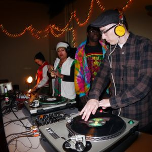 DubSiren HiFi Reggae Geeks Saturday Night Session 1-13-13