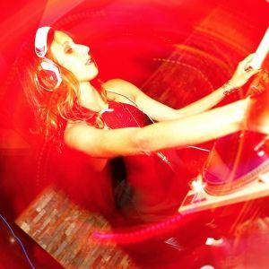 Miss DJ Frankie M - Live At Myth 08.22.13