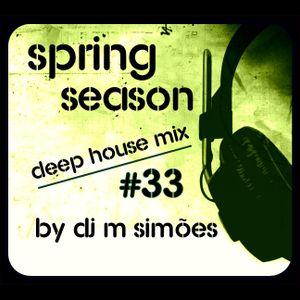 Spring Season-Deep House Mix #33