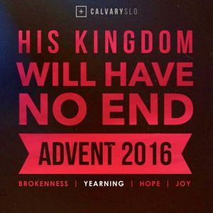 Advent 2016 - Hope (Audio)
