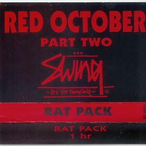 THE RAT PACK SWING RED OCTOBER