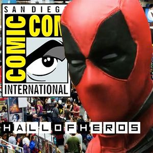 "Hall Of Heros #60 - ""Comic Con 2014"""