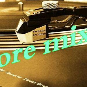MOORE MIXTURE 018 : PURPLE RAIN ( only vinyl session)