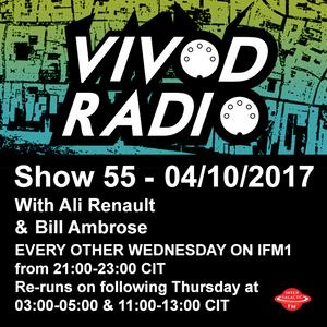 Vivod Radio 055 w Bill Ambrose