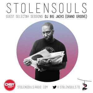 DJ Big Jacks - StolenSouls Radio, Guest Selectah Sessions  - Nov. 2014
