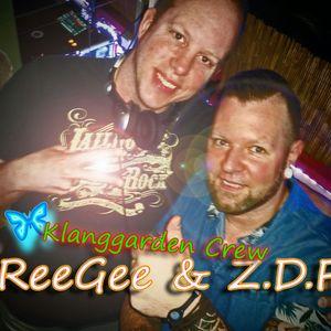 Klanggarden Crew Session - Z.D.F. meets ReeGee