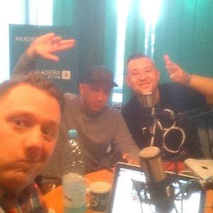 Belgia vs Niemcy Hukos x Cira x Dj Fejm @HOT87.7FM 9.05.2017