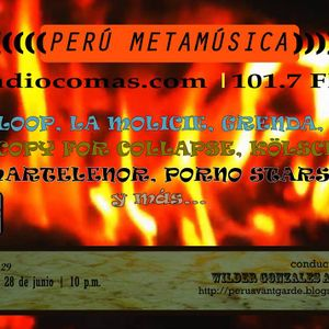 Perú Metamúsica Ep 29