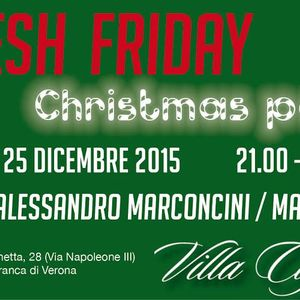 Marvin S - Waiting for Fresh Friday Christmas Party