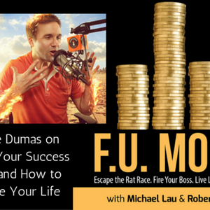 24: John Lee Dumas on Breaking Your Success Barriers and How to Dominate Your Life