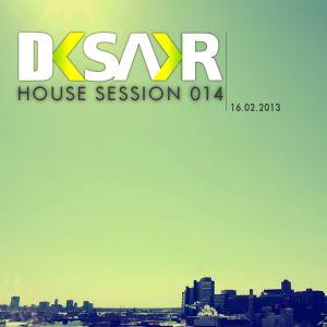 DJSACR - HOUSE SESSIONS 014 (16.02.2013)