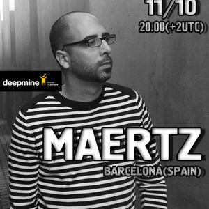 Maertz Special Set For Deepmine (October 2014)