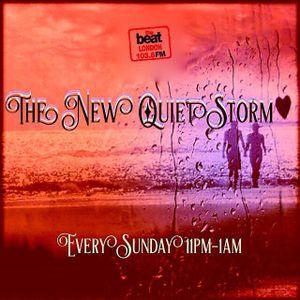 #9MonthsShow: @NewQuietStorm @SirGhost 24.04.2016 11pm-1am
