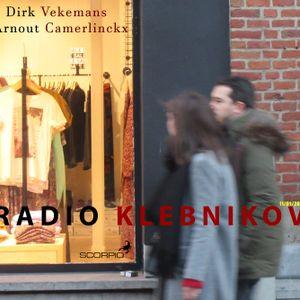 RADIO KLEBNIKOV Uitzending 11/01/2020 Integraal