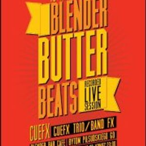 cuefx @ BLENDER (butter beats 2012)