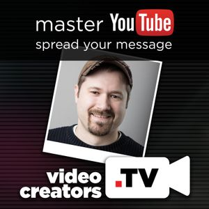 Advanced YouTube: Earn $10k per sponsor, manage your community, and host events W/Antonio Centeno [E