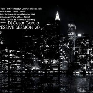 Progressive Session 20 La X 96.5