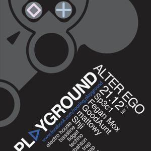 Playground Promo Mix