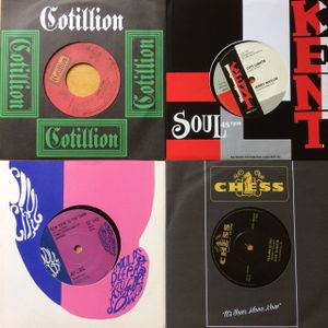 Cornerstone more Northern Soul reissue 7