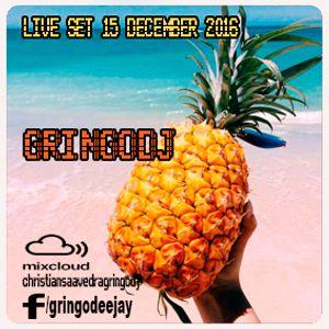 GRINGODJ - LIVE SET 15 DECEMBER 2016