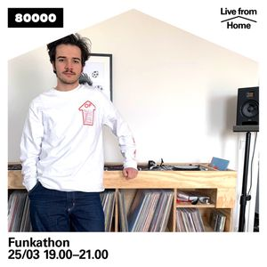 Funkathon Nr. 55 w/ 600-cell (Live from Home)