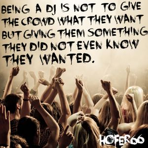 hofer66 - being a dj - live at ibiza global radio 161205