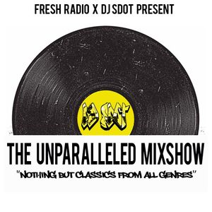 Unparalleled Mixshow 2-13-2k14 ''Dusty Fingers & Warped Records Mix''