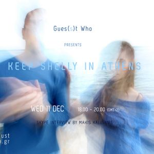Gues(s)t Who #75 | Keep Shelly in Athens, Electronic/Downtempo Band | 11.12