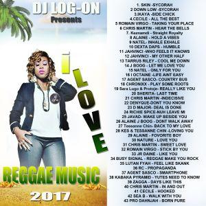 DJ LOGON REGGAE LOVERS ROCK 2017 by DJ LOG-ON | Mixcloud