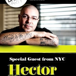 Hector Romero Live at Tea Dance Jan 20, 2013 Vicenza,Italy Pt. 1 of 2